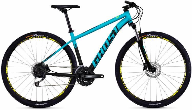 Ghost Kato 4.9 AL U 2018 - Hardtail Mountainbike