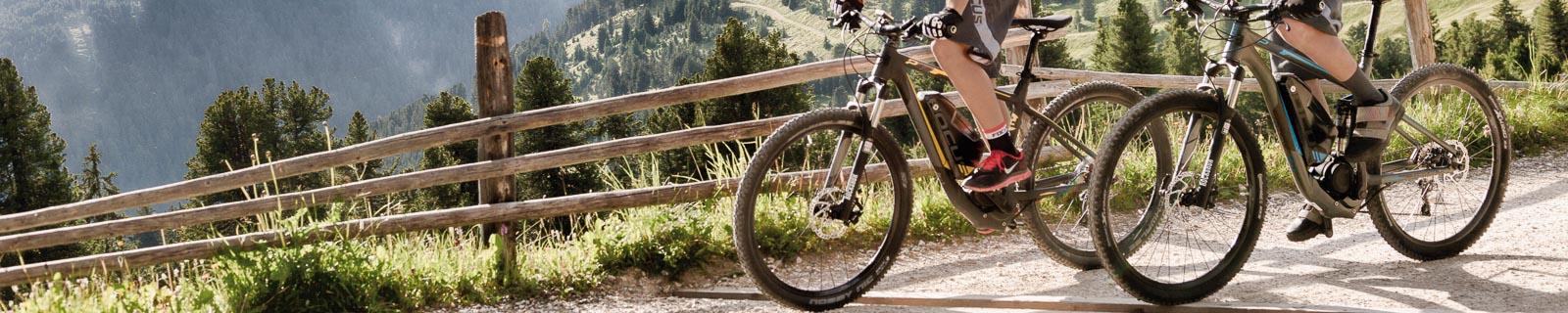 Focus E-Bike Fully Mountainbikes