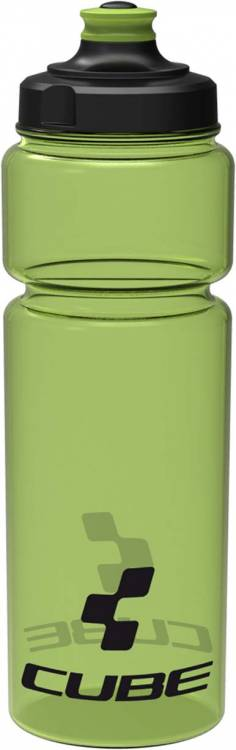 Cube Trinkflasche 0,75l Icon green
