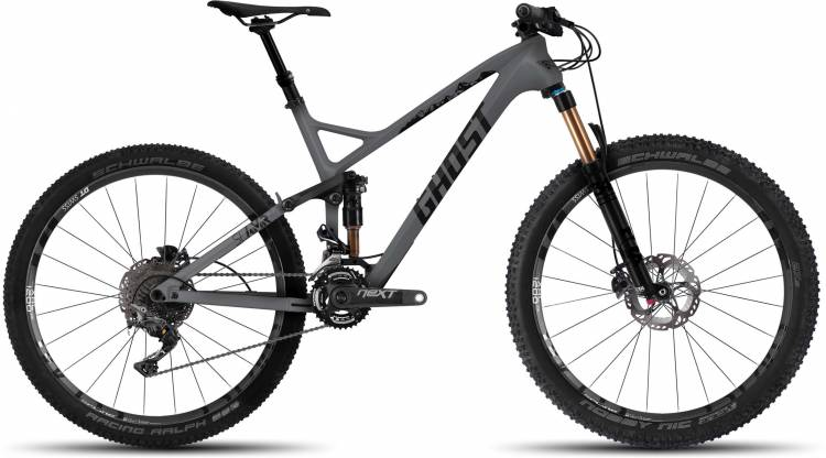 """Ghost SL AMR 9 LC 27.5"""" 2017"""