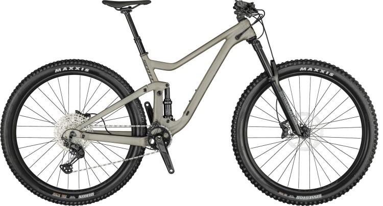 Scott Genius 950 smoked raw / alloy 2021 - Fully Mountainbike