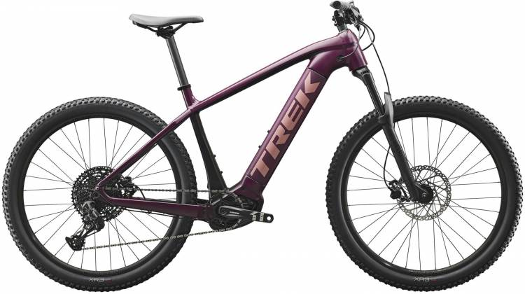 Trek Powerfly 5 W Matte Mulberry/Trek Black 2020