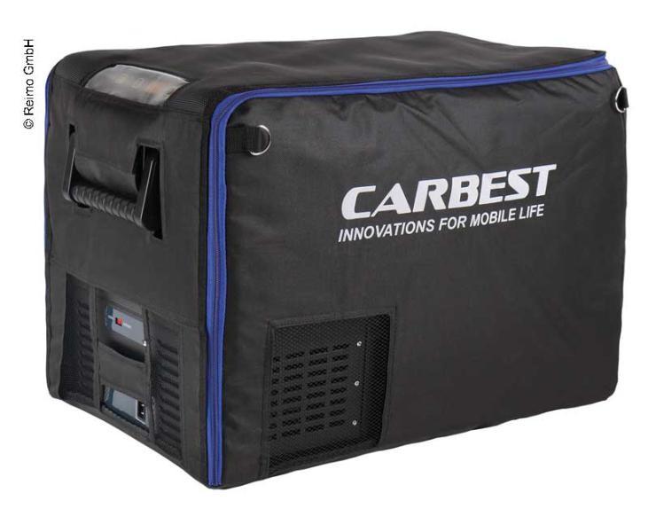 Carbest Thermo-Schutztasche für Kompressor-Kühlbox 50L PP11595 in schwarz