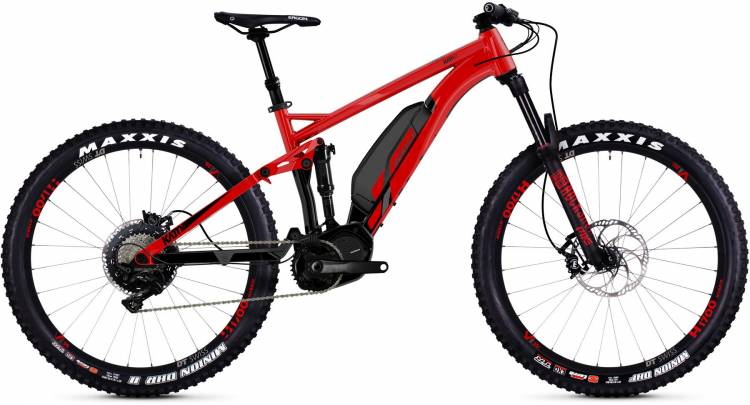 Ghost Hybride Kato FS S8.7+ AL 2018 - E-Bike Fully Mountainbike