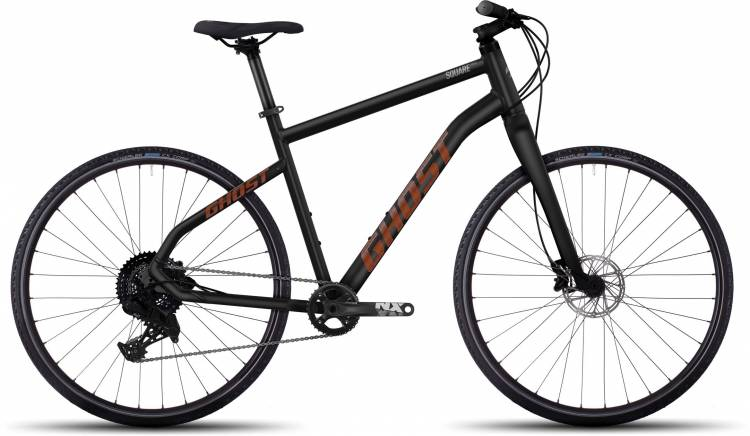Ghost Square Cross 5 2017 - Herren Crossrad