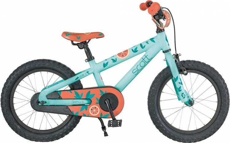Scott Contessa JR 16 2018 - Kinderrad 16 Zoll