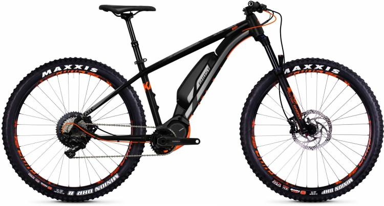 Ghost Hybride Kato S4.7+ AL 2018 - E-Bike Hardtail Mountainbike