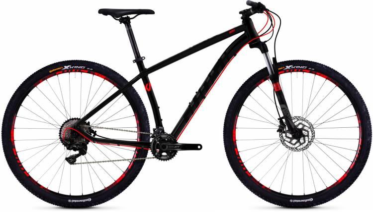 Ghost Kato 9.9 AL U 2018 - Hardtail Mountainbike