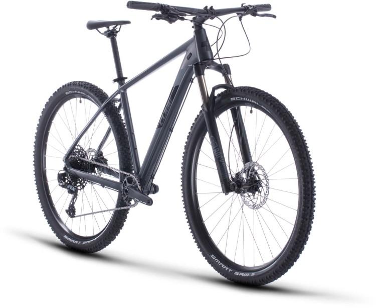 Cube Acid iridium n black 2020 - Hardtail Mountainbike