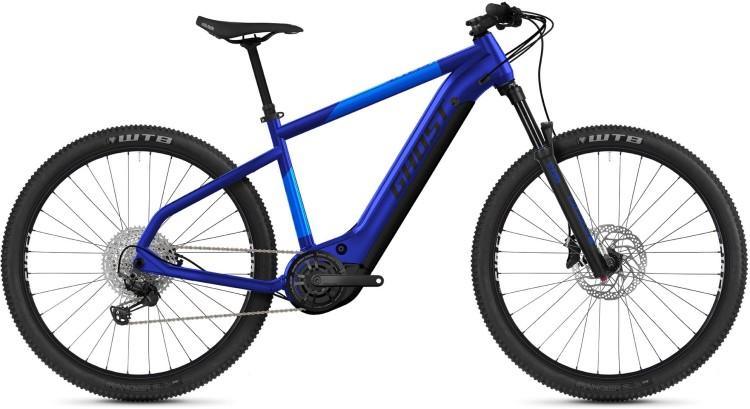 Ghost E-Teru Advanced 29 blue / black 2021 - E-Bike Hardtail Mountainbike