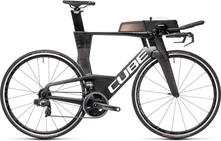 Cube Aerium C:68 SL HIGH carbon n white 2021 - Triathlon