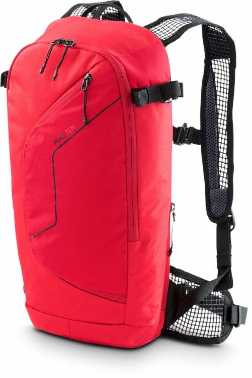 Cube Rucksack PURE TEN red