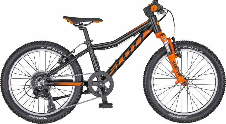 Scott Scale 20 black/orange 2020