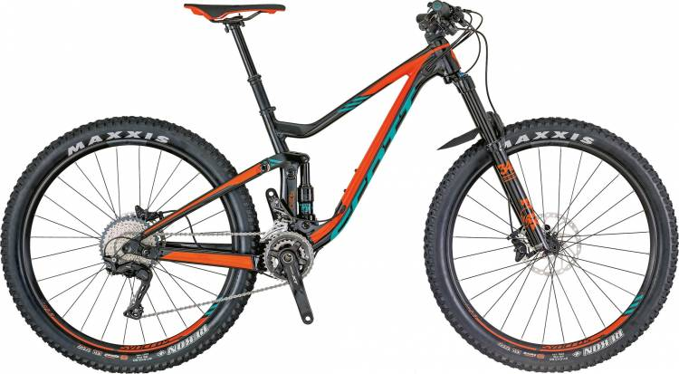 Scott Genius 730 2018 - Fully Mountainbike
