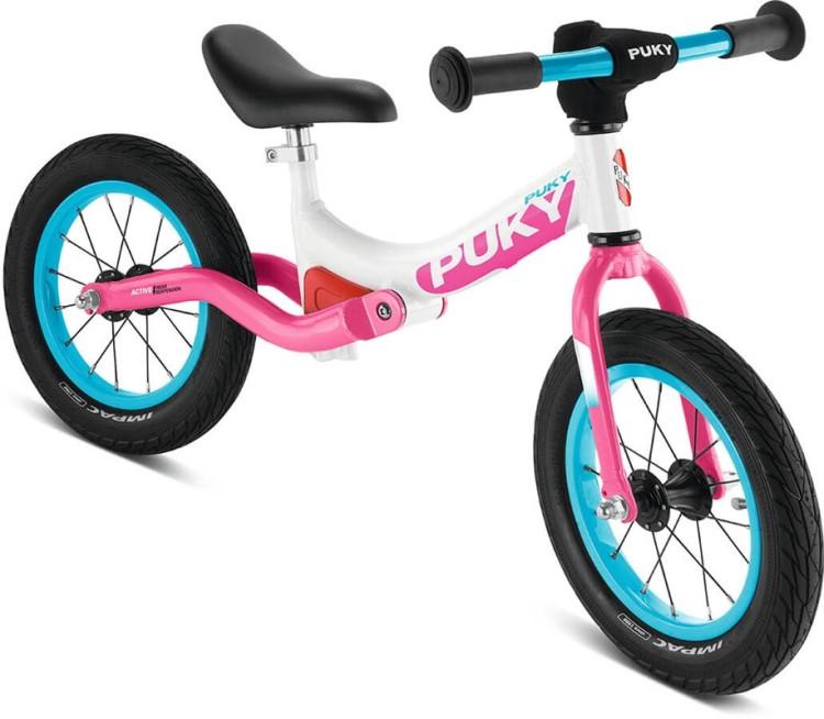 Puky Laufrad LR Ride Weiß/Pink