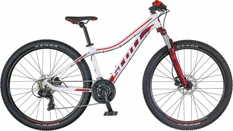 Scott Contessa 730 white/plum 2018 - Damen Hardtail Mountainbike