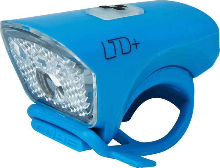 "Cube Outdoor Licht LTD+ ""White LED"" blue"