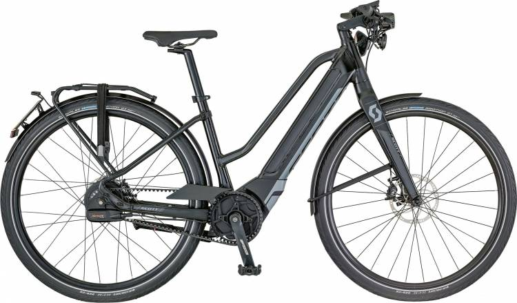 Scott E-Silence Speed 10 Lady 2018 - Damen Trapez E-Bike Trekkingrad