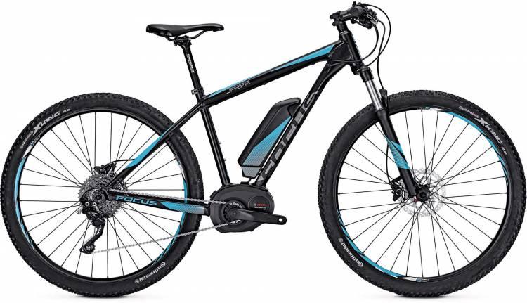 Focus Jarifa Pro 29 black 2017 - E-Bike Hardtail Mountainbike