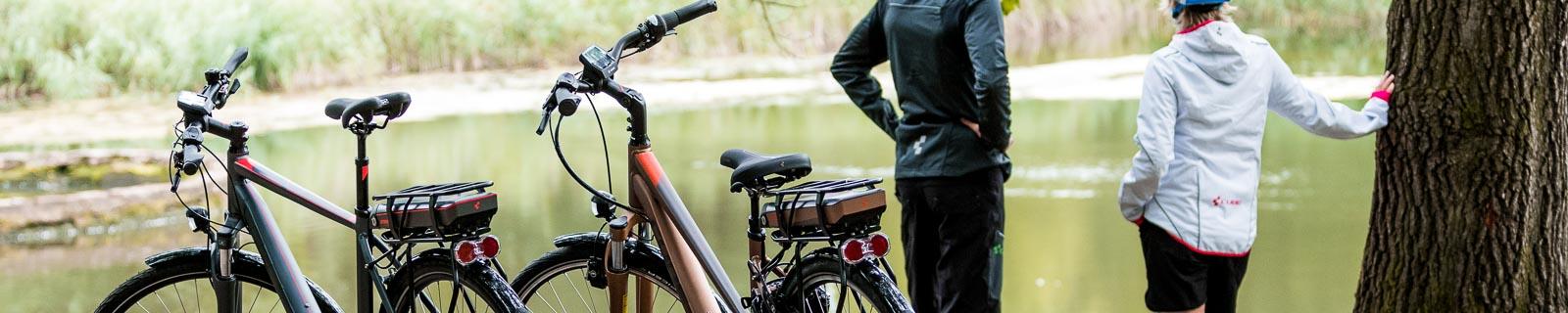 Das Trekkingrad als E-Bike