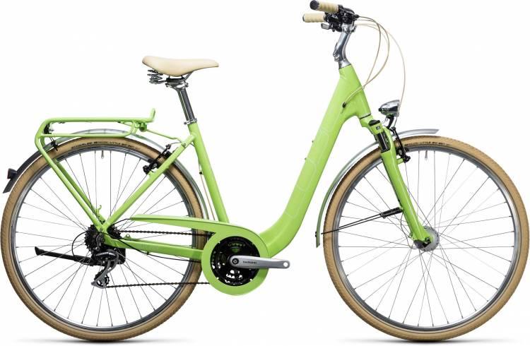 Cube Elly Ride green n white Easy Entry 2017