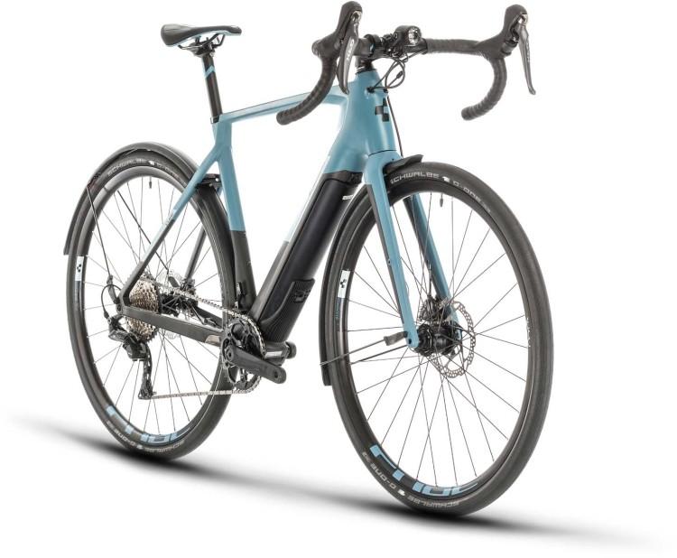 Cube Nuroad Hybrid C:62 SL blue n blue 2020 - E-Bike Cyclocross