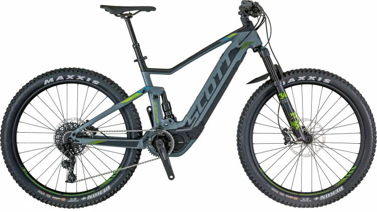 scott e spark 720 e bike fully mountainbike g nstig bei. Black Bedroom Furniture Sets. Home Design Ideas