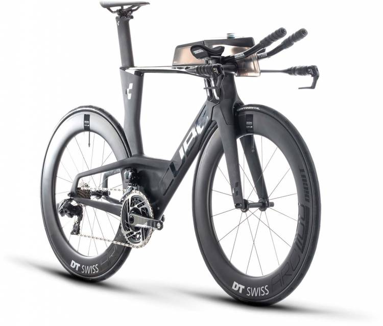Cube Aerium C:68 SLT Low carbon n red 2020 - Triathlon