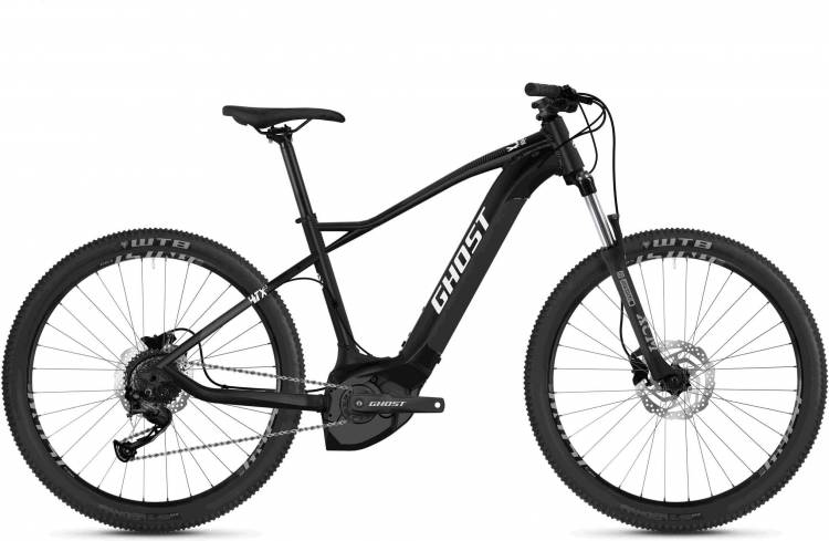 Ghost Hybride HTX 2.7+ jet black / star white 2020 - E-Bike Hardtail Mountainbike