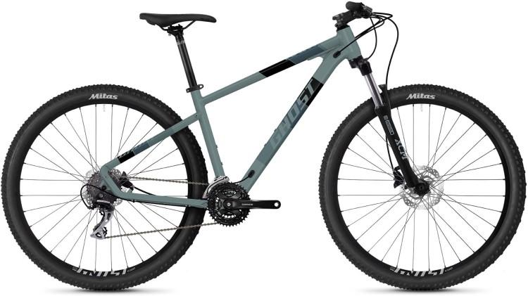 Ghost Kato Essential 29 AL U blue / black / gray 2021 - Hardtail Mountainbike