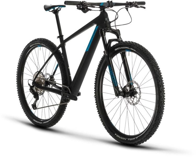 Cube Reaction C:62 Pro carbon n blue 2020 - Hardtail Mountainbike