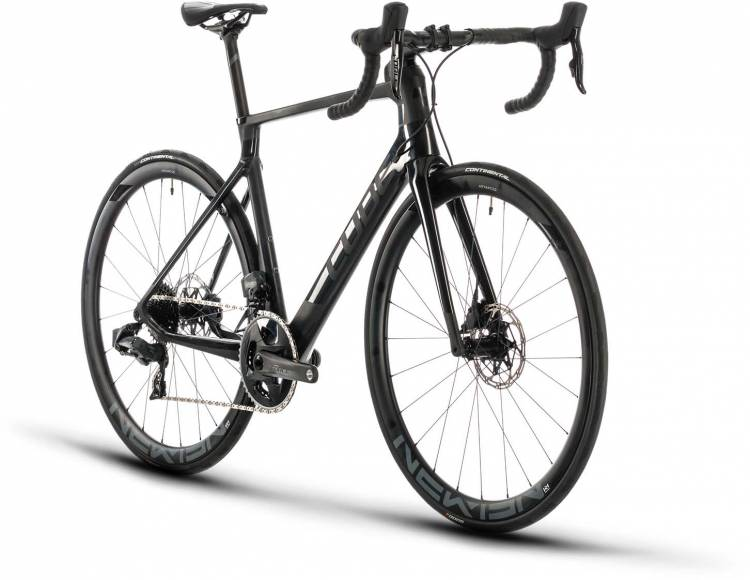 Cube Agree C:62 SLT carbon n black 2020 - Carbon Rennrad Herren