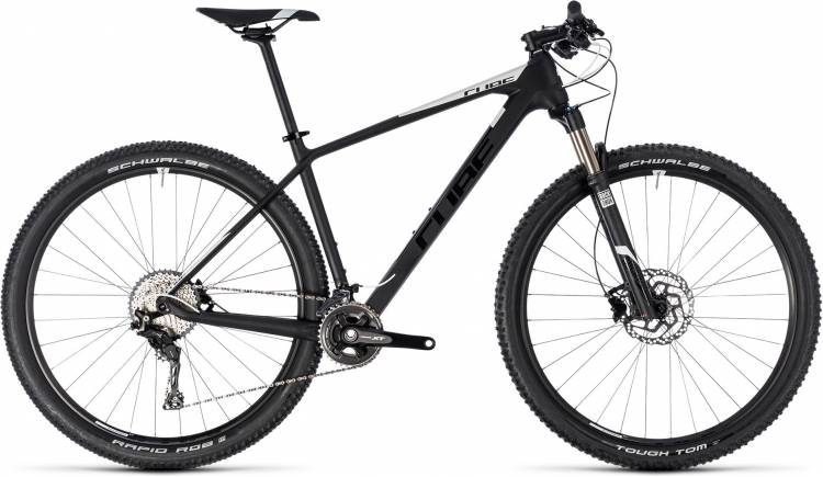 Cube Reaction C:62 carbon n white 2018 - Hardtail Mountainbike