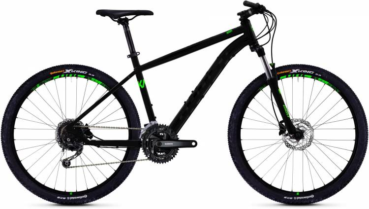 Ghost Kato 4.7 AL U 2018 - Hardtail Mountainbike