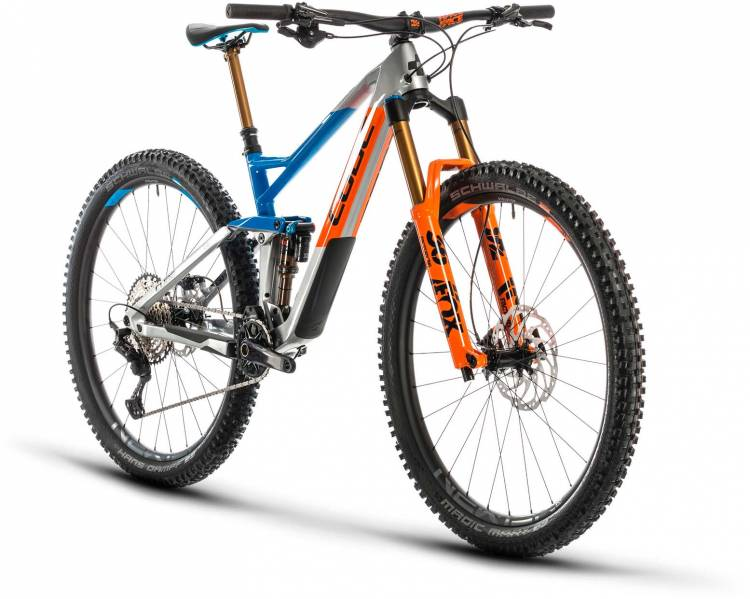 Cube Stereo 150 C:62 SL 29 actionteam 2020 - Fully Mountainbike
