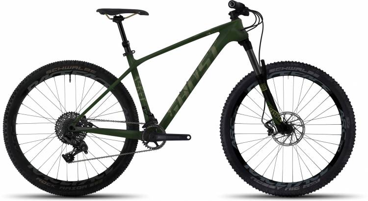 """Ghost Asket 5 LC 27.5"""" 2017 - Hardtail Mountainbike"""