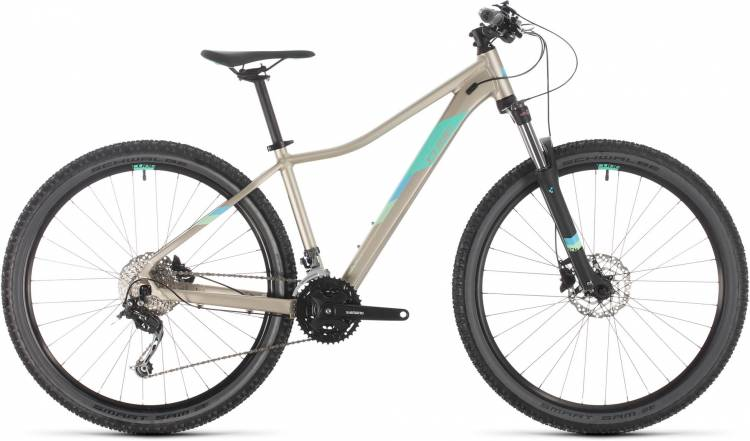 Cube Access WS Pro titan n mint 2020 - Hardtail Mountainbike Damen