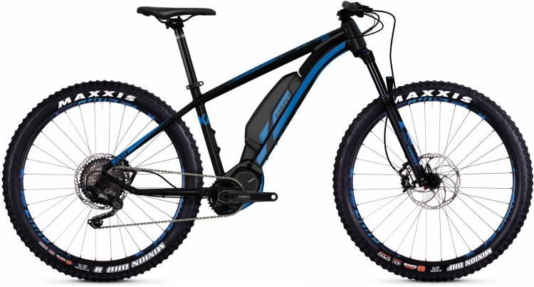 Ghost Hybride Kato S3.7+ AL U 2018 - E-Bike Hardtail Mountainbike