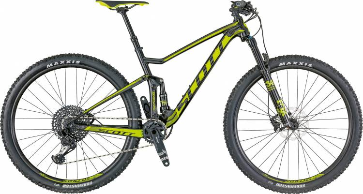 Scott Spark 940 2018 - Fully Mountainbike