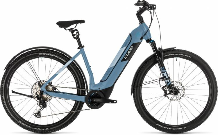 cube nuride hybrid sl 625 allroad blue n blue 2020 e bike hardtail mountainbike e bike. Black Bedroom Furniture Sets. Home Design Ideas