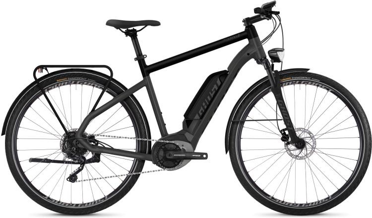 Ghost Hybride Square Trekking B3.8 AL 2019 - E-Bike Trekkingrad Herren