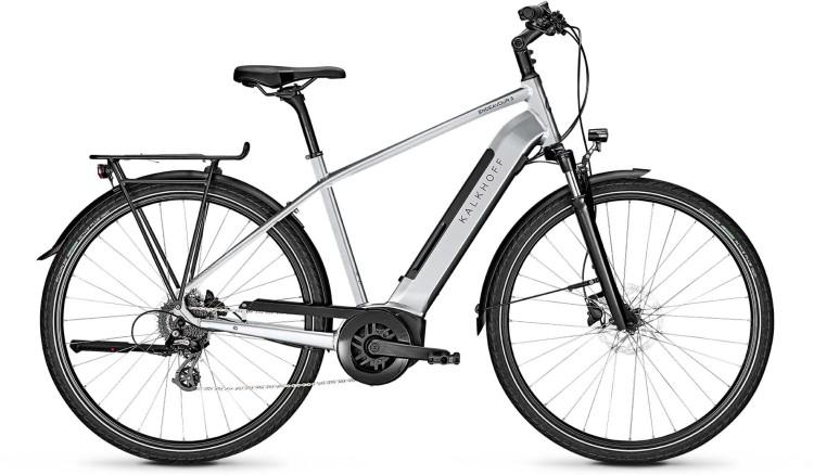 Kalkhoff Endeavour 3.B Move smokesilver glossy (Diamond) 2020 - E-Bike Trekkingrad Herren