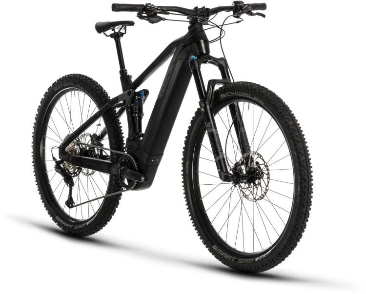 Cube Stereo Hybrid 120 SL 625 29 black n grey 2020 - E-Bike Fully Mountainbike