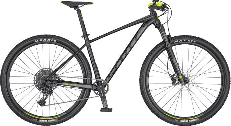 Scott Scale 970 black/yellow 2020