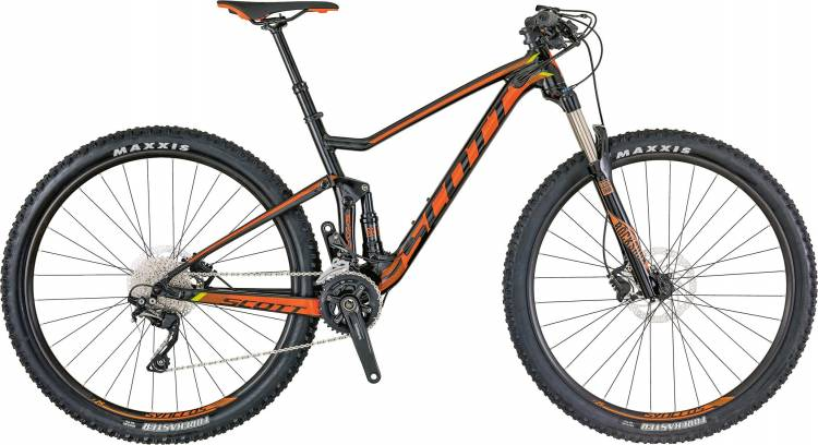 Scott Spark 960 2018 - Fully Mountainbike