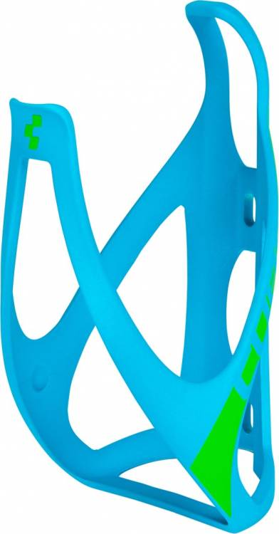 CUBE Flaschenhalter HPP matt blue n green
