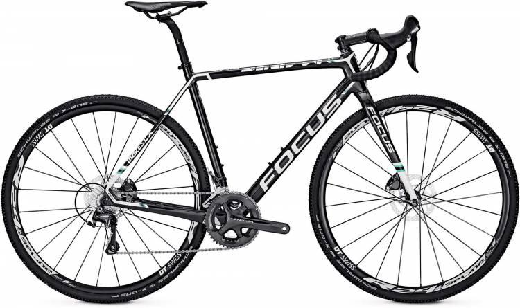 Focus Mares Ultegra carbon/white/blue 2017 - Cyclocross