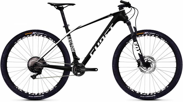 Ghost Lector 3.7 LC U 2018 - Hardtail Mountainbike