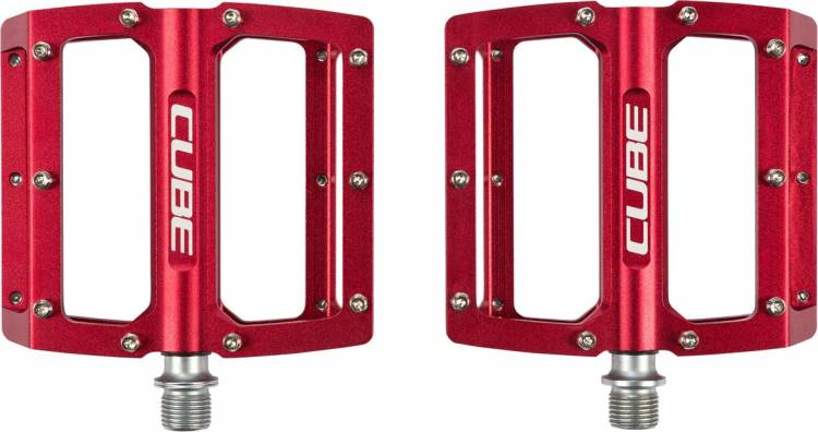 Cube Pedale All Mountain red