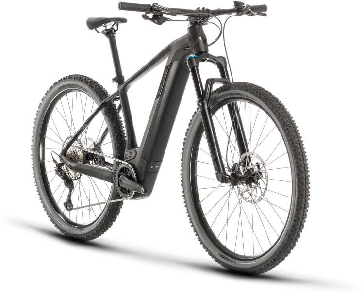 Cube Reaction Hybrid SLT 625 29 black n grey 2020 - E-Bike Hardtail Mountainbike
